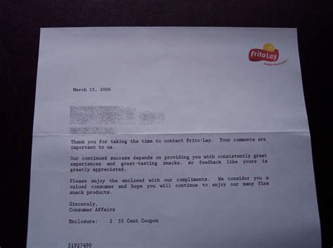 Frito Lay Background Check The 39 Experiment Asking Random Companies For Free Stuff