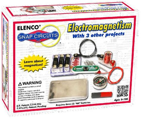electromagnetism for babies baby books snap circuits electromagnetism discovery kit import it all
