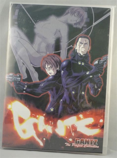 gantz complete pin by anchorhaven on eggplaster anime