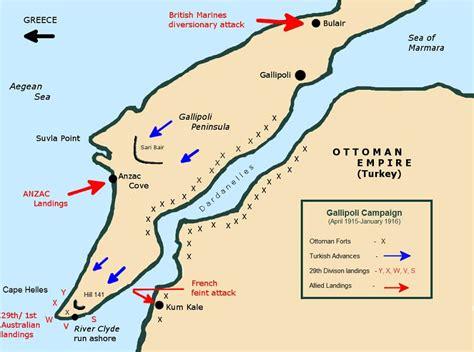battle of gallipoli map troy gallipoli peninsula honeymoon tours in turkey