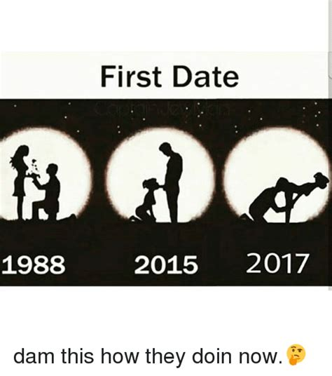 Date Now by Date 1988 2015 2017 Dam This How They Doin Now