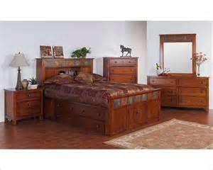 storage bedroom set santa fe designs su