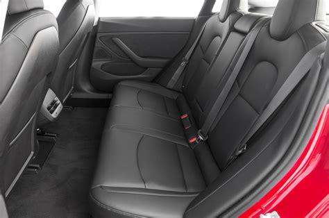 tesla model 3 interior seating tesla model 3 owner s manual secrets revealed on reddit