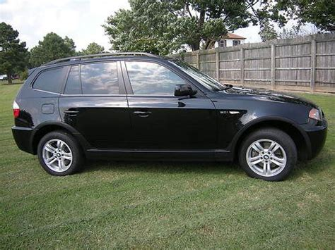 2006 bmw x3 3 0 i purchase used 2006 bmw x3 3 0i sport utility 4 door 3 0l