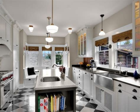 galley style kitchen with island galley kitchen island design kitchens pinterest