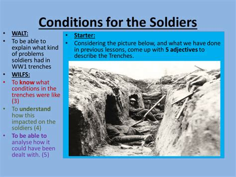 ww1 biography ks2 wwi diseases in the trenches by arose90 teaching