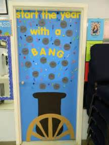 Our classroom back to school door decorations could also be used as a