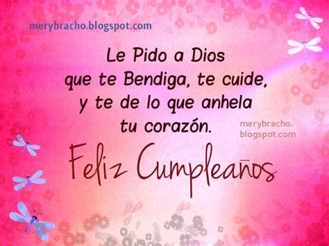 imagenes feliz cumpleaños que dios te bendiga feliz cumplea 241 os le pido a dios que te bendiga entre