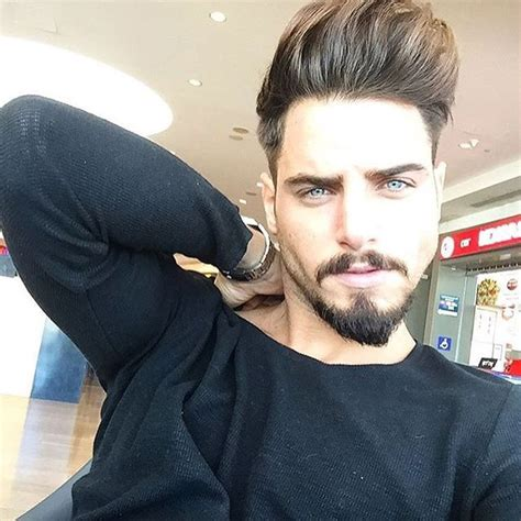 hairstyles with beard and mustache punk look 8 beard styles that suit the modern punk look