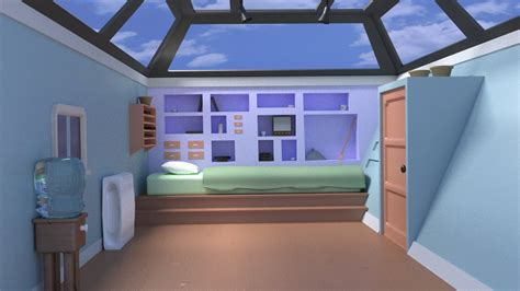 hey arnold bedroom hey arnold bedroom revised by leomclaughlin on deviantart