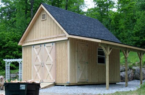 Unique Shed by Vermont Sheds And Barns Custom Built On Site Vermont