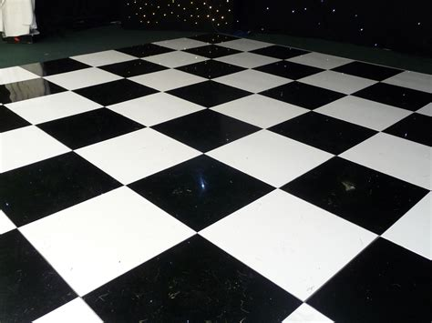 black and white floor l relish hire furniture and marquees for events in bromley