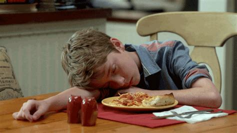 food coma gifs find share  giphy
