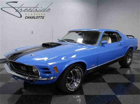 1970 mustang mach 1 parts 1970 ford mustang mach 1 for sale on classiccars 26
