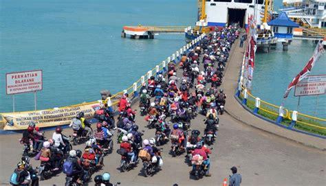 Oxycan Portable Khusus Pulau Jawa puncak arus balik pelabuhan bakauheni buka loket tambahan nasional tempo co