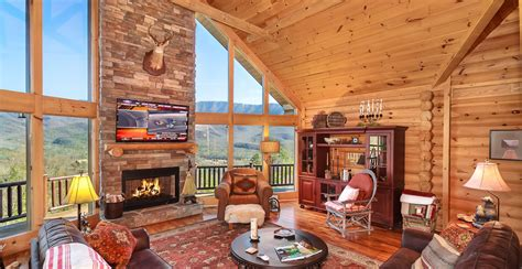 gatlinburg cabin rentals at the smoky mountains