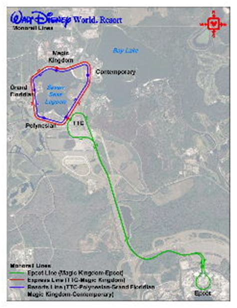disney monorail map where does the monorail run to and from the dis disney discussion forums disboards