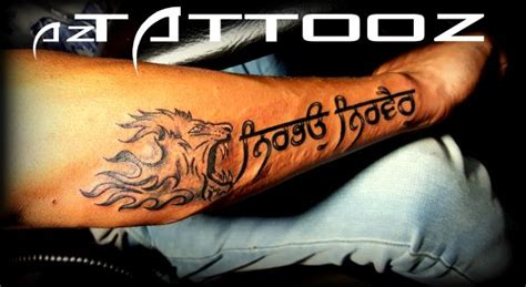 tattoo fonts punjabi 21 meaningful punjabi tattoos on sleeve golfian