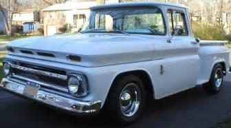 V8 era 1960 66 classic chevy trucks