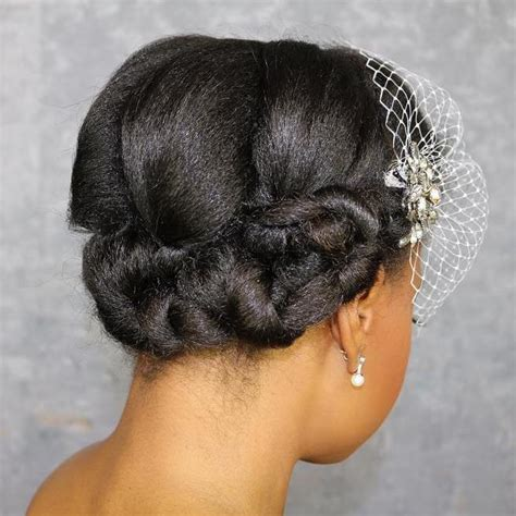 American Hairstyles For A Wedding by 50 Superb Black Wedding Hairstyles