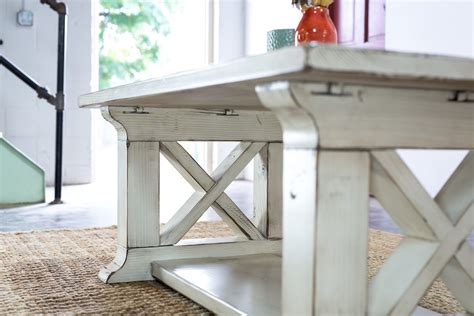 Farmhouse Table Ls by Farmhouse Style Coffee Table Plans Santaconapp