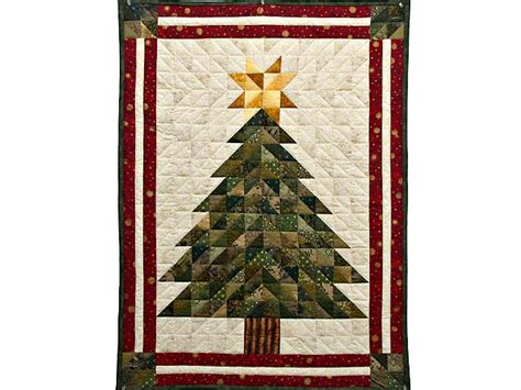 Patchwork Wall Hanging - patchwork tree quilt terrific ably made amish