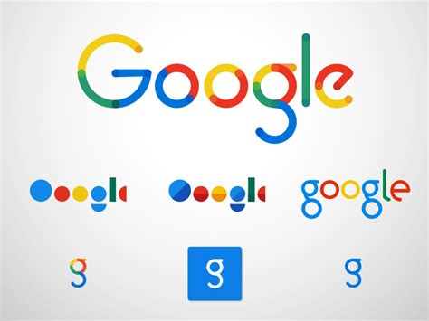 google design graphics google logo variations sketch freebie download free