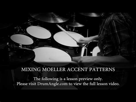 Superior Drummer 2 Explained Tutorial Lession Drum Ste mixing moeller accent patterns drum lesson preview