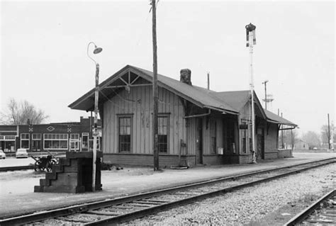 exeter missouri depot the frisco a look back at the