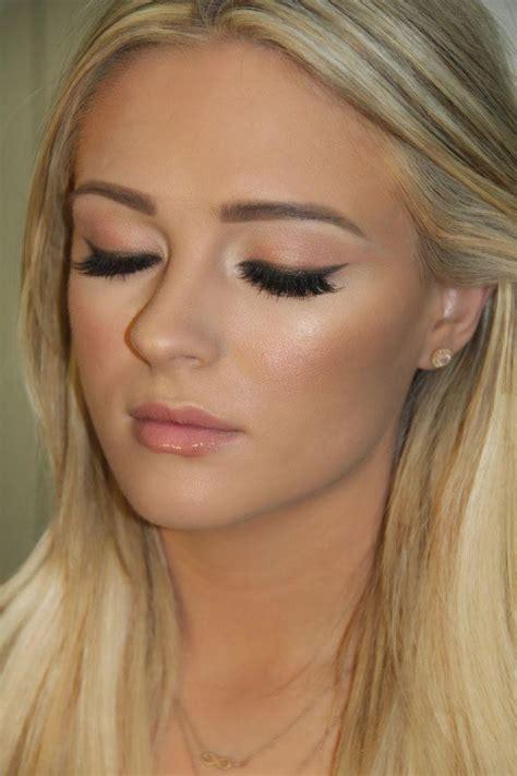 celebrities with bedroom eyes makeup for blonde hair and brown eyes marcela cuevas