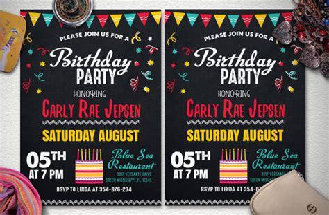 invitation flyer 26 invitation flyer designs