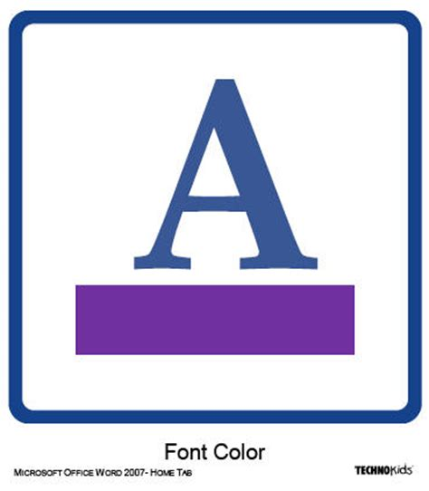font colour icon www pixshark images galleries