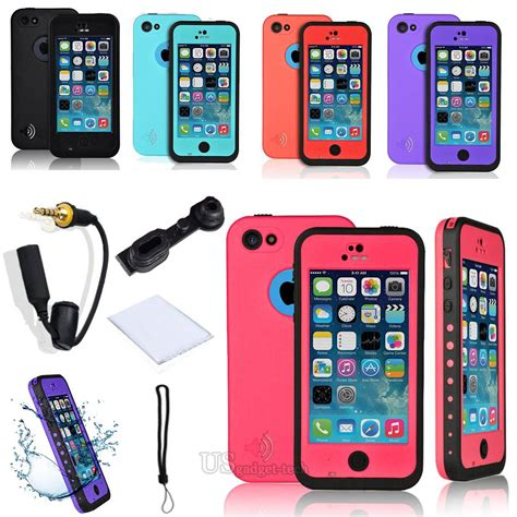 Hardcase Waterproof Bumper Redpepper Underwater Iphone 6s Plus ultra thin 100 genuine redpepper waterproof shockproof iphone 4 4s 5 5s 5c ebay