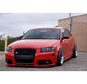 Stanced Audi S3 Slammed A3 Stance Is Everything