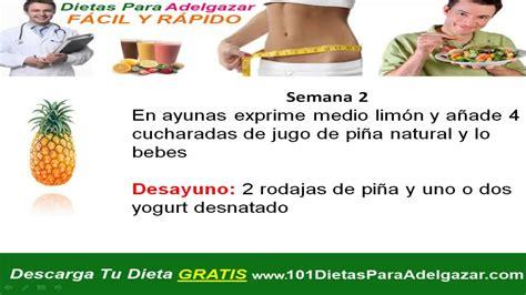la vida sin dietas dieta para adelgazar 5 kilos en 1 mes sin morir de hambre adelgaza 5 kilos en 1 mes youtube