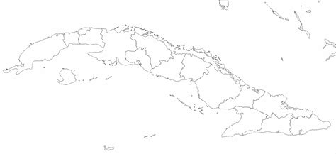 coloring page map of cuba cuban map coloring pages printable pictures to pin on