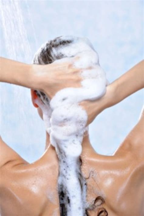 How To Wash Your Hair Less Frequently by Error