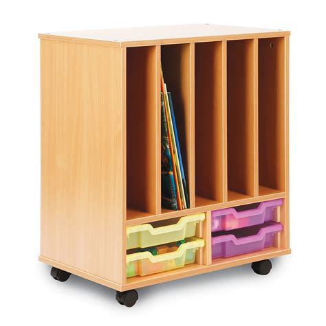 book storage allsorts stackable big book storage unit classroom storage