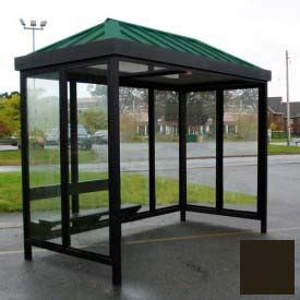 3 Sided Hip Roof Smokers Shelters Smokers Shelters Heavy
