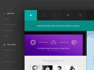 app header layout free psd ui kit web app header freebbble