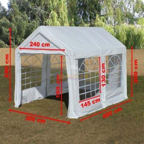 tenda 3x4 pe
