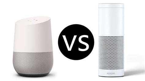 amazon echo vs google home which one is better google home vs amazon echo pc advisor