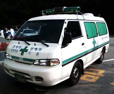 Kia Ambulance Hyundai Grace Ambulance By Kia Motors On Deviantart