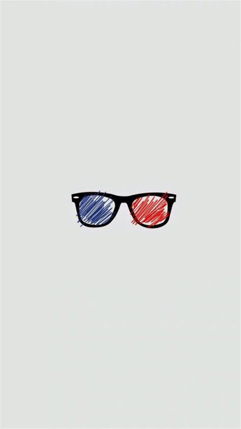 wallpaper 3d glasses 3d glasses find more minimalistic iphone android