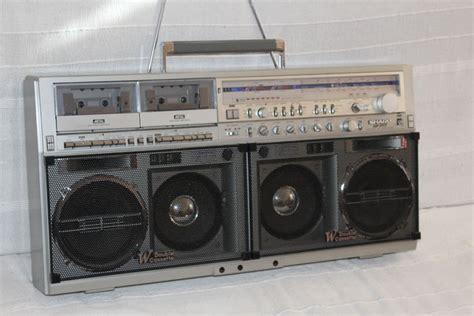 radio cassette radio cassette sharp gf 777 catawiki