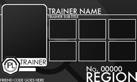master trainer card template trainer card template v2 0 by league on deviantart