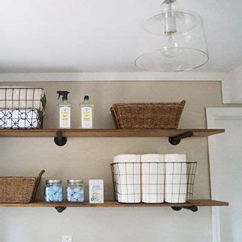 diy laundry room shelves diy laundry room storage ideas pipe shelving diy pipe shelves pipe shelving and diy pipe