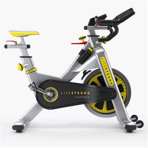 Spinning Bike Sport Id 9 2n professional exercise bike matrix 3d model