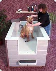 Bathtubs For Large Dogs New Breed Dog Baths Resources