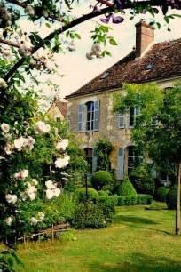 french country garden planters for spring the well